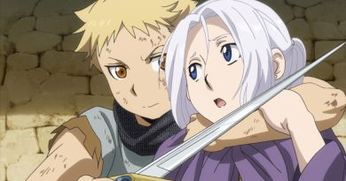 The Heroic Legend of Arslan, Anime, Review