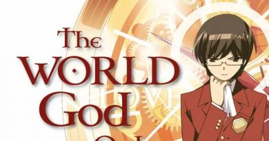 MangaRetro #4 – THE WORLD GOD ONLY KNOWS