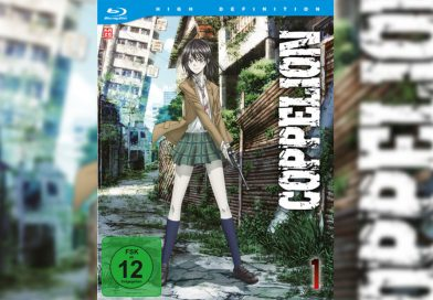 Anime-Review: Copellion – Volume 1 | BD