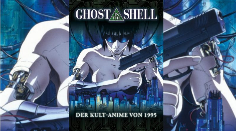 Ghost-in-the-Shell-Anime-Plakat