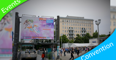 Anime Messe Berlin 2017 Con-Bericht