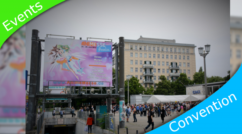 Con-Bericht: Anime Messe Berlin 2017