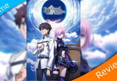 Anime-Review: Fate/Grand Order – First Order – | BD