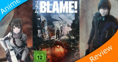 Anime-Review: BLAME!